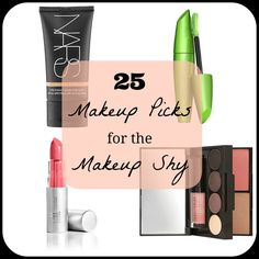 25 Splurge vs. Steals for the Makeup-Shy Beginner
