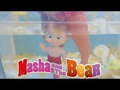 Maşa Şeker Küvetinde Oynuyor - Masha Çizgi Film Karakteri - YouTube