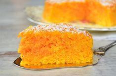 Cake Shop, Cornbread, Vanilla Cake, Tapas, Zucchini, Deserts, Coconut, Cooking Recipes, Menu