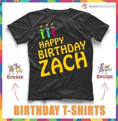 Custom T Shirts Fast Design Online