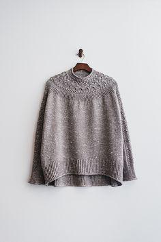 Ravelry: amijjang's Bright Sweater - pattern by Junko Okamoto
