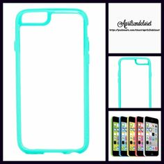 """❗️1-HOUR SALE❗️iPhone 6 6s Case Clear View Case  NEW WITH TAGS   Turquoise iPhone 6 Clear View Case Retail Price: $30   * Crystal clear protective back cover. Beveled front edges for screen protection.   * Shock resistant TPU edges & scratch resistant coating.   * About 5.71"""" L x 2.99"""" W x 0.43"""" D  * Fits iPhone 6. Full button protection & full access to ports. Material: Manmade clear PC back & TPU edges Color: Turquoise   Item: 1700  No Trades ✅ Offers Considered*✅  *Please use the blue…"""