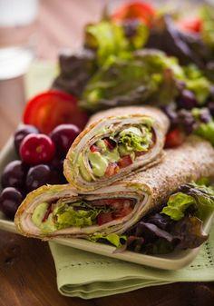 Wraps on Pinterest | Quesadillas, Taco Recipe and Tacos