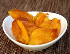 Pin for Later: 17 Healthy Mango Recipes to Sweeten Your Summer Dried Mango Get the recipe:  dried mango