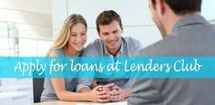 With Lenders Club, when you consider applying for loans. Visit here for more information: http://goo.gl/lxghPH