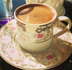 Turkish, coffee / Kütahya porselen