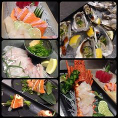 Sashimi, Special Occasion, Restaurant, Japanese, Bar, Group, Canning, Ethnic Recipes, Food