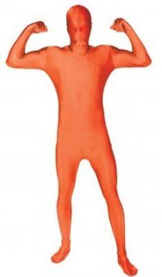 Morphsuits™ Fluo Orange - Phosphorescent