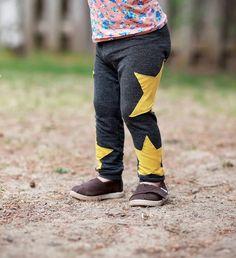Big Star Kids and Baby Leggings.Trendy Leggings.Hipster Kid.Childrens Clothing.Unisex Kids Fashion.Toddler Leggings..Boy Leggings (33.00 USD) by HappyCampersShop