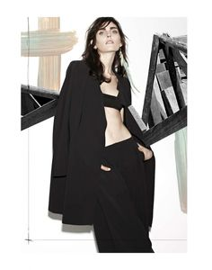 Emporio #Armani neoprene jacket and pants