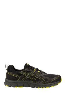 asics gt 2000 7 damen black rich gold tee