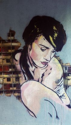 Street Art - Zagreb, Croatia;  unfortunately I don´t know the artist
