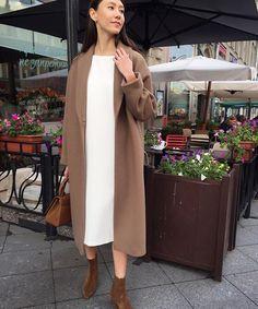 WEBSTA @ pe_for_girls - Пальто-шаль любой образ сделает утонченным✨Состав: 100% шерсть пальто