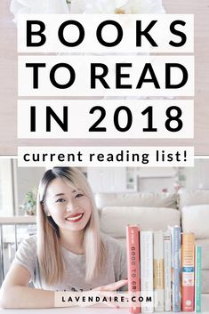 Favorite books and life-changing books to read in 2018 + my current reading list and audiobooks Books And Tea, Top Books To Read, I Love Books, Good Books, Reading Lists, Book Lists, Self Development Books, Personal Development, Success Principles