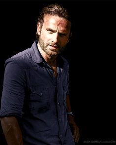 Andrew Lincoln as Rick Grimes Carl The Walking Dead, Walking Dead Tv Series, The Walking Dead Tv, Andrew Lincoln, Best Tv Series Ever, Best Shows Ever, Rick Grimes, Norman Reedus, Dead Man