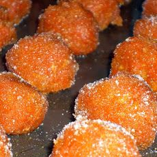 Candied Carrot Balls Recipe on Egg Free Desserts, Greek Desserts, Dessert Recipes, Carrot Balls Recipe, Healthy Options, Healthy Recipes, Candied Carrots, Dessert For Dinner, Some Recipe