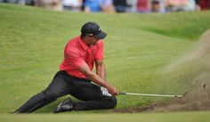 Tiger Woods another major that slipped away in 2012