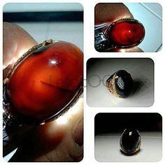 Cincin Batu Yaman Wulung 100% Asli  Price & Info pls whatsapp us.