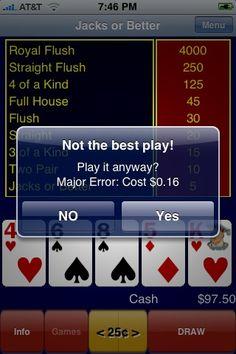 Gambling Strategies: How To Improve At Video Poker