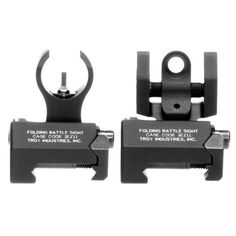 Troy Industries Micro Tritium HK Style Front and Rear Set Battle Sight Black >>> Read more at the image link. (This is an affiliate link) Troy Industries, Tactical Supply, Tactical Gear, Fn Scar, Iron Sights, Picatinny Rail, Hunting Guns, Equipment For Sale, Battle