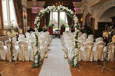 Lough Rynn Castle, Leitrim, Ireland. Looking for a wedding venue in Ireland? SmartGroom's directory features the best of Ireland's premium venues... #weddinginIreland #LoughRynnCastle #castleweddingvenue