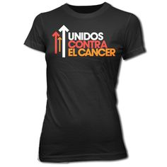 Stand Up To Cancer in Spanish Women's T-Shirt