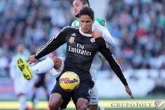 Las imágenes del Córdoba-Real Madrid