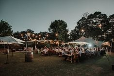 Stretch tent rustic wedding from the team at Juice Stretch Tents