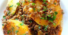 Fırında Patates Oturtma | Yemek Tatlı Tarifleri