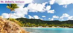 St. Johns, Antigua. Više informacija na: http://travelboutique.rs/inspiracija/portoriko-i-krstarenje #krstarenje #karibi #odmor #letovanje #putovanje #portoriko