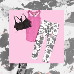 Spring Forward in Fitness Florals - Wantable Style Blog