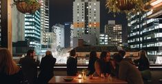 First Look: Bomba Reveals New Million-Dollar Rooftop - Broadsheet