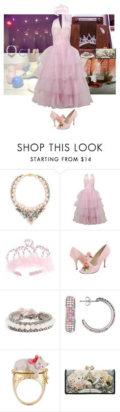 """""""TEENAGE DREAM"""" by treasureforever ❤ liked on Polyvore featuring Shourouk, shannon britt, Ettika, Silver on the Rocks and Les Néréides"""