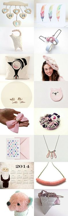 Pink Trends  by Ana Nikol on Etsy--Pinned with TreasuryPin.com