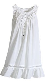 Women's Eileen West Moonlight Sonata Short Cotton Nightgown for mom