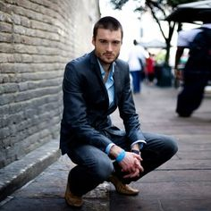 @Pete Cashmore of Mashable is beautiful!