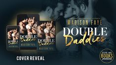 Ogitchida Kwe's Book Blog : Cover Reveal for Double Daddies by Madison Faye.@g...