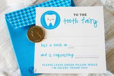 tooth-fairy printables