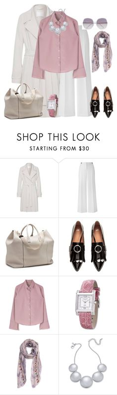 """""""big bag"""" by natalyag ❤ liked on Polyvore featuring Charles Hubert, LULLA COLLECTION BY BINDYA, INC International Concepts and Chloé"""