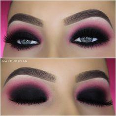 Augen: Anastasia Beverly Eyeshadow Singles Rabatt auf # Make-up Makeup Guide, Eye Makeup Tips, Smokey Eye Makeup, Makeup Eyeshadow, Makeup Cosmetics, Gel Eyeliner, Brow Gel, Makeup Hacks, Makeup Ideas