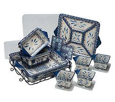 Temp-tations Old World 13-pc Everyday Oven-to-Table Set ($60.00)