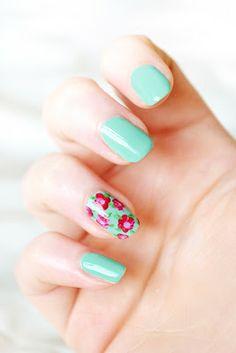 summer fingernail style - Google Search