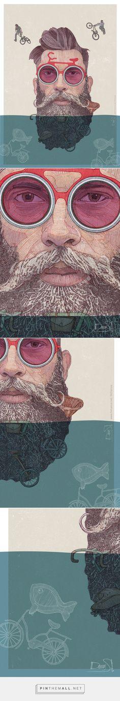 """ Bikeart "" Poster Exhibition Vol. 4 Thessalonki on Behance"