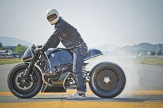 The Highway Fighter Is BMW's R nineT Finally Done Right  the Highway Fighter from Cherry's Company
