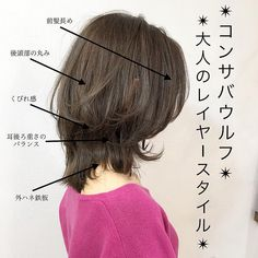 Nakajima Naoki A wolf cut ✴︎ layer cut ✴︎ show . Inverted Bob Hairstyles, Boy Hairstyles, Medium Hair Styles, Short Hair Styles, Bob Haircut For Fine Hair, I Like Your Hair, Layered Cuts, Hair And Nails, Hair Makeup