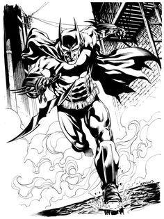 Batman Arkham City by RobertAtkins on DeviantArt