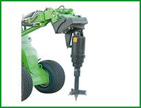 Avant SA has over 100 loader attachments for compact loaders and mini diggers.