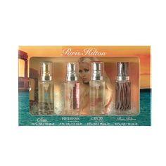 PARIS HILTON 4pc Perfume Coffret Set For Women