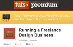 TutsPlus Running a Freelance Design Business Premium Course - http://www.graphicshares.com/tutsplus-running-a-freelance-design-business-premium-course/