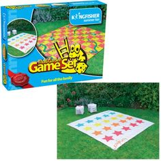 Giant Snakes and Ladders Kingfisher http://www.amazon.co.uk/dp/B003KNFKB8/ref=cm_sw_r_pi_dp_KhiNtb1KC5FFNF2Q